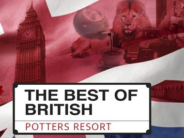 4th January | Best of British Weekend Break