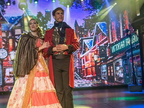 1st December   Potters Theatre Company's 2019 Christmas Spectacular