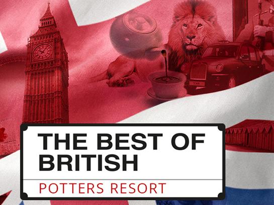 4th January   Two Night Best of British Weekend Break