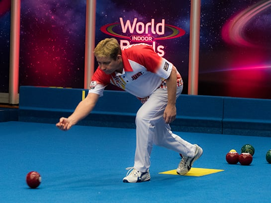 10th January | Two Night World Bowls Midweek Break