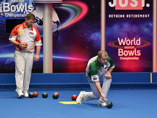 18th January | Two Night World Bowls Midweek Break