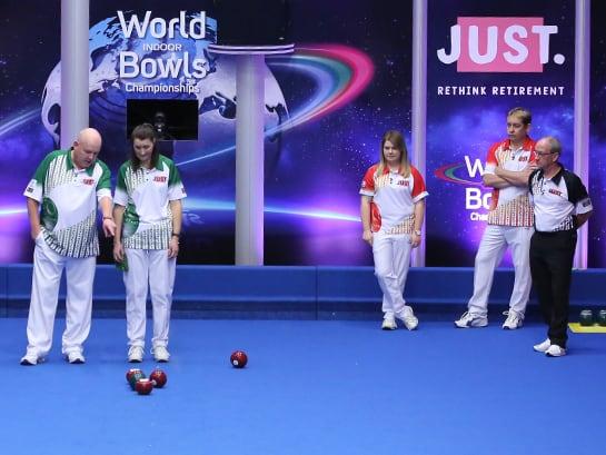 22nd January | Two Night World Bowls Midweek Break